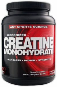 Creatine Monohydrate AST 1000 Gram / 1 KG