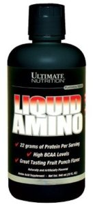 Amino Liquid Ultimate Nutrition 32 oz