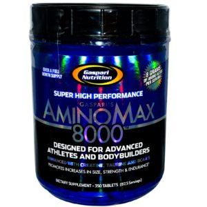 Amino Max 8000 Gaspari Nutrition 325 tablet