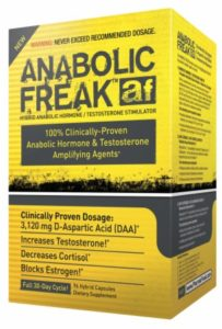 Anabolic Freak 96 Capsule