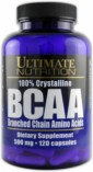 BCAA 500 mg Capsule Ultimate Nutrition 120 capsule