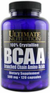 BCAA Ultimate Nutrition 120 capsule