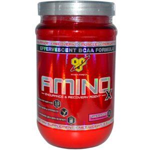 Amino X BSN 30x Serving dan Amino X 70x Serving