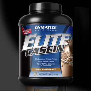 Elite Casein Dymatize 4Lbs