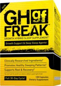GHGF Freak atau GH Freak