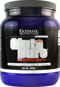 Glutapure Ultimate Nutrition atau Glutamine Ultimate