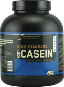 ON Casein Gold Standard 4Lbs