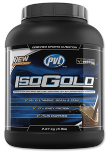 IsoGold PVL 5lbs