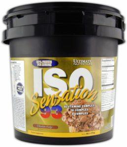 Iso Sensation 93 Ultimate Nutrition 5Lbs dan 2Lbs
