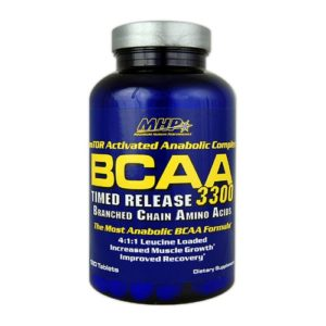BCAA MHP 3300 isi 120 Tablet