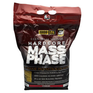 Mass Phase 10 Lbs Gainer