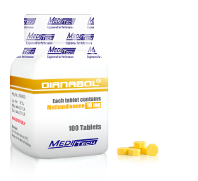 Dianabol Meditech Isi 100