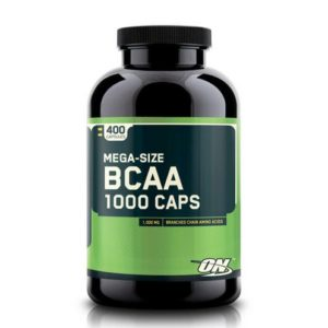 BCAA ON / Optimum Nutrition