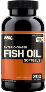 Fish Oil Optimum Nutrition