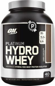 Hydrowhey ON Platinum 40 Serving