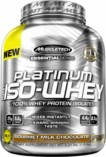 Platinum ISO Whey Muscletech 3.5 Lbs