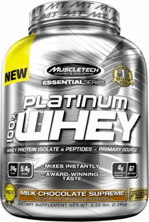 Platinum Whey Muscletech12