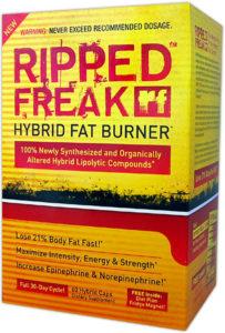 Ripped Freak Fat Burner 60 Capsule