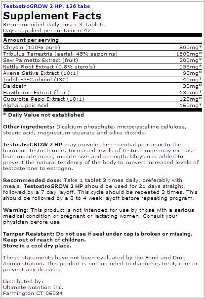 Testostro-Grow-2HP