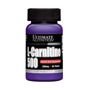 L-Carnitine Ultimate Nutrition isi 60
