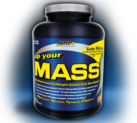 Up Your Mass Gainer 5lbs
