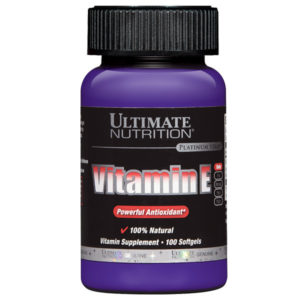 Vitamin E Ultimate Nutrition