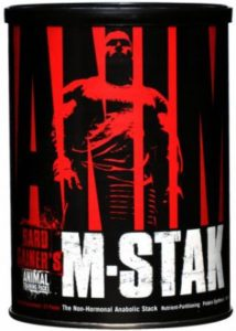 Animal M Stak 21 Pack