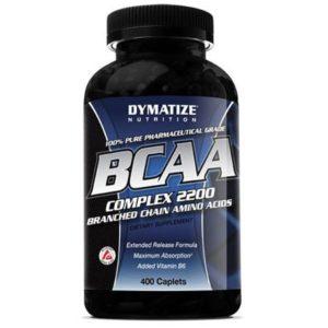 BCAA Complex Dymatize 400 caplet