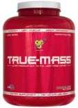 True Mass 10lb Gainer