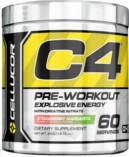 C4 Cellucor PRE WORK OUT TIDAK GUMPAL
