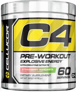 C4 Cellucor PRE WORK OUT TIDAK GUMPAL