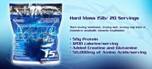 Inner Armour Hard Mass 15 Lbs