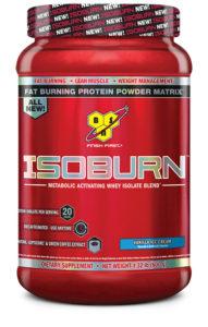 Isoburn 1.32 Lbs BSN Whey + Fat Burner