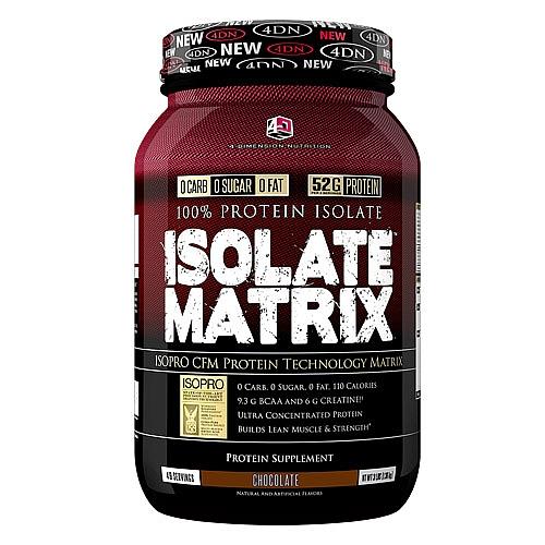 isolate-matrix