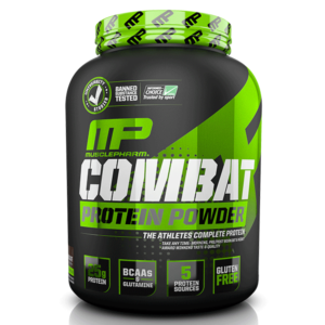 MP Combat 4Lb Protein Powder