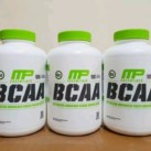 BCAA Musclepharm 3:2:1 isi 240 capsule MP BCAA / BCAA MP