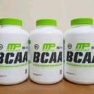 BCAA Musclepharm 3:2:1 isi 240 capsule MP BCAA / BCAA MP