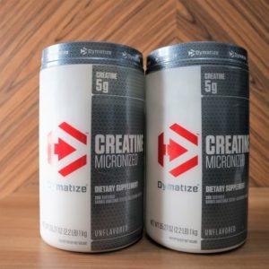 Creatine Micronized Monohydrate Dymatize 1000 Gram / 1KG