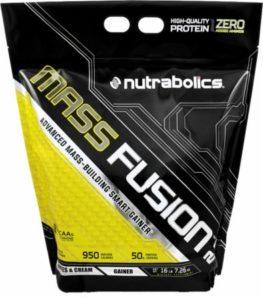 Mass Fusion 16 Lbs Gainer BPOM