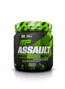 MP Assault Pre-WO Musclepharm 32x Serving