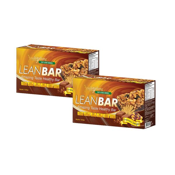 lean bar 2 pcs