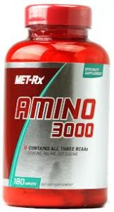 Amino 3000 MET Rx isi 325 tablet
