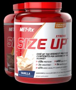 Size Up MET Rx