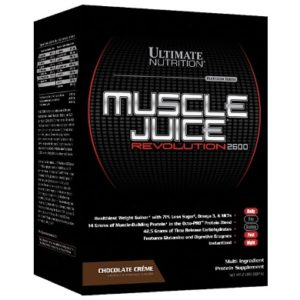 Muscle Juice Revolution 2600 Ultimate Nutrition