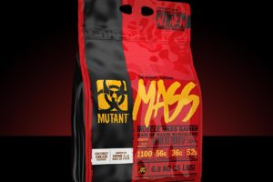 Mutant Mass 15Lbs Gainer BPOM