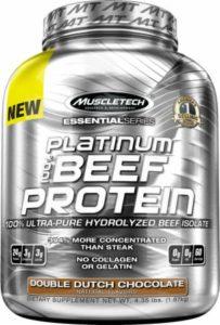 Platinum Beef Protein 3.9 Lbs