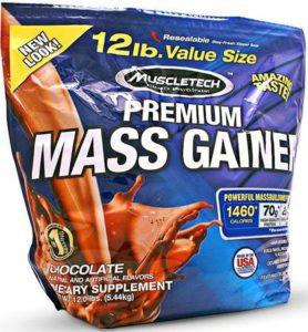 Premium Mass Gainer 12 Lbs Muscletech