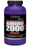 Amino 2000 Ultimate Nutrition 330 Tablet BPOM