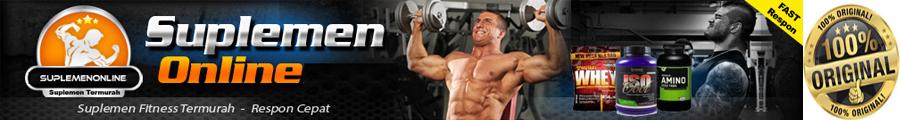 Jual Suplemen Fitness BPOM 100% RESMI. Original Dijamin Garansi Uang Kembali