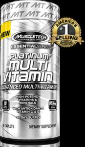 Platinum Multivitamin Muscletech